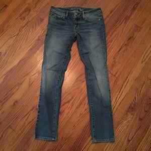 American Eagle skinny jeans 8
